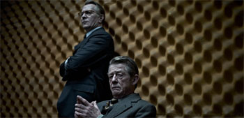 """Gary Oldman and John Hurt in """"Tinker, Tailor, Soldier, Spy"""""""